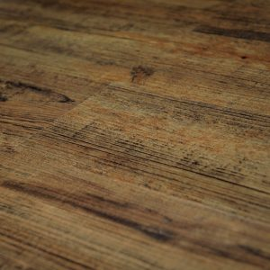 Designer Choice Luxury Vinyl Flooring in Whiskey Barrel