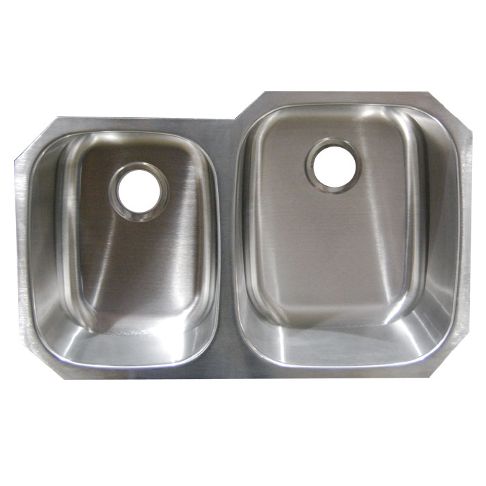 Stainless Steel Sink 40 60 Bowl Undermount Um322079