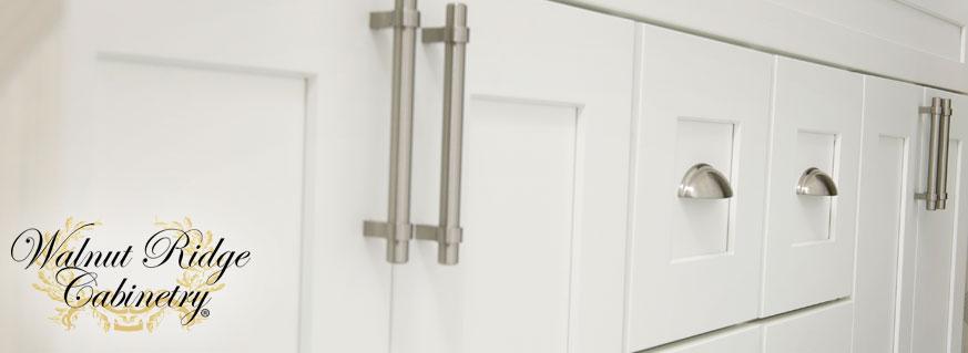 Shaker White Bathroom Vanity Page Header