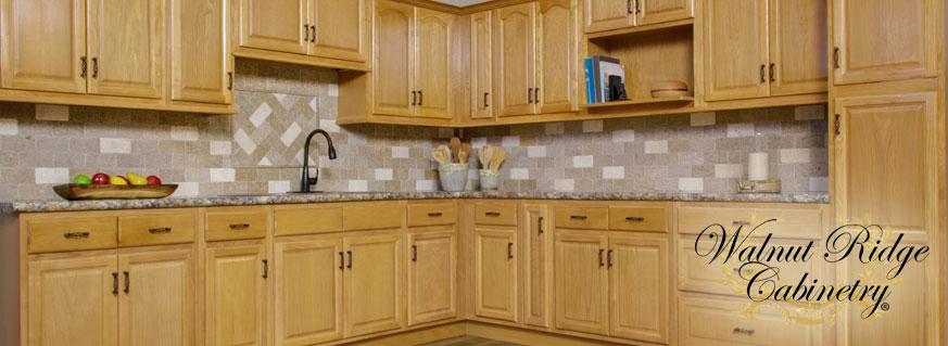 Appalachian Oak Kitchen Cabinets Page Header