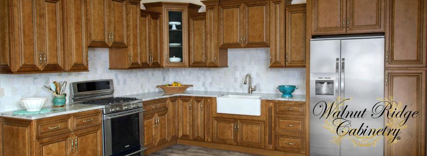 Charleston Coffee Glaze Kitchen Cabinets Page Header