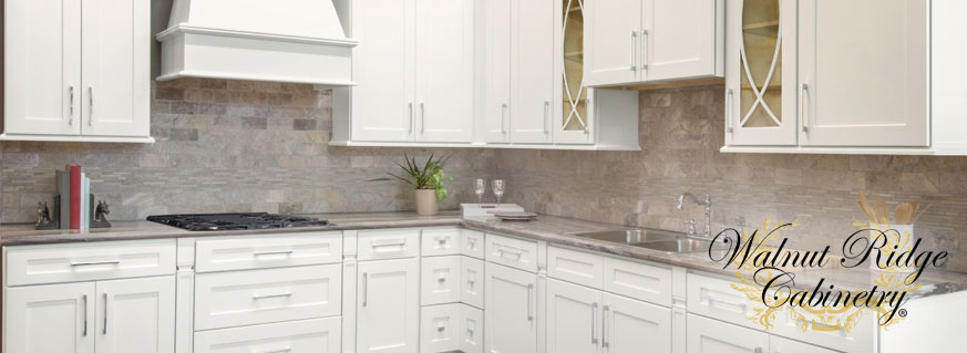 Shaker White Kitchen Cabinets Page Header