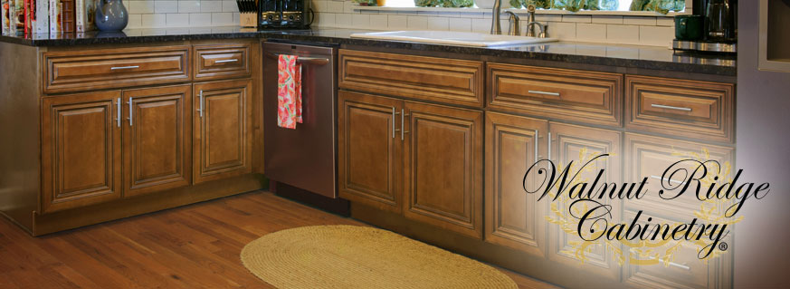 Walnut Ridge Cabinetry Photo Gallery Page Header