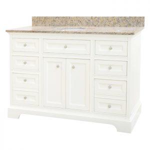 48 inch Bathroom Furniture Vanity – Jennifer Collection