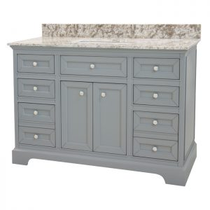 48 inch Bathroom Furniture Vanity – Megan Collection