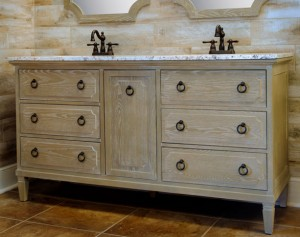 Ann Furniture Vanity and Mirrors