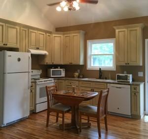 Antique White Kitchen Cabinets