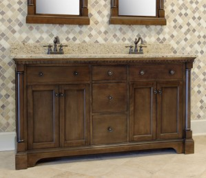 Renee Furniture Vanity and Mirrors