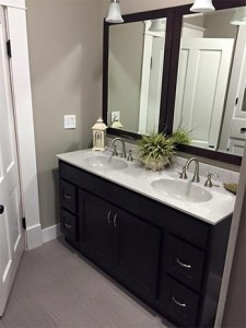 Shaker Espresso Bathroom Vanity